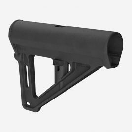 Magpul BTR Brace for Mil-Spec buffer tubes, angled front view
