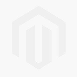 Unfolded Black Magpul Beanie with red, logoed tag over hem