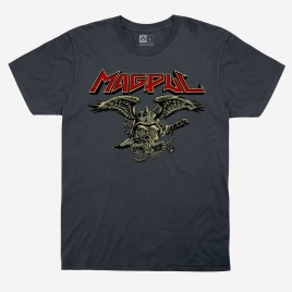 Magpul Heavy Metal Cotton T-Shirt with wicked graphic