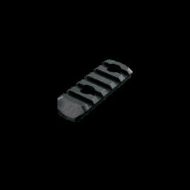 MOE® Polymer Rail, 5 Slots