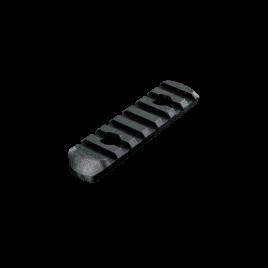 MOE® Polymer Rail, 7 Slots
