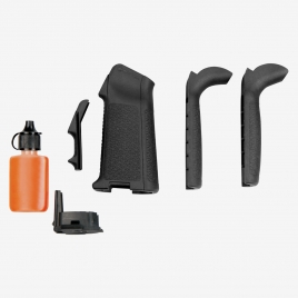 MIAD (Mission Adaptable) GEN 1.1 Grip Kit in black for AR15 and AR10 platforms