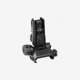 MBUS® Pro LR Adjustable Sight – Rear
