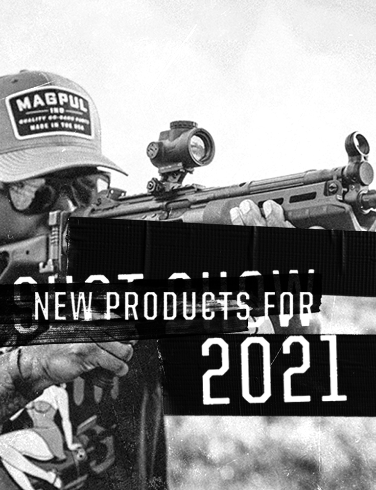 New Products for 2021