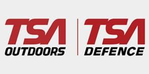 TSA Outdoors / TSA Defence logo